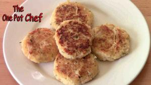 Crab Cakes One Pot Chef