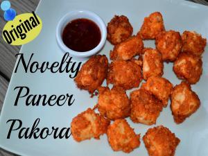 Novelty Paneer Pakora Secret Recipe Revealed By Chawlas Kitchen Episode 283