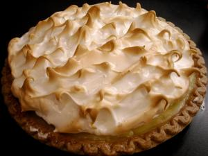Very Delicious Lemon Meringue Pie