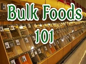 How To Buy Bulk Foods