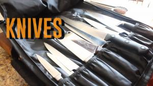 Cooking Knives 1015618 By Stevescooking