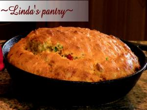 Bacon Jalapeno Cheddar Corn Bread