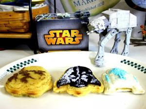 Star Wars Sandwich Pouch Shapers