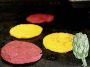 How To Make A Flavored Tortilla