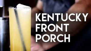 Kentucky Front Porch With Hudson Bourbon 1017000 By Commonmancocktails