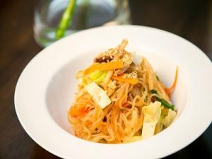 Shirataki Yam Noodles Dieting Recipe