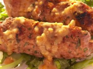 Pork Kabab