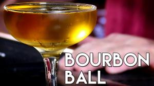 The Bourbon Ball Modified With Spiced Cherry Bitters 1015774 By Commonmancocktails