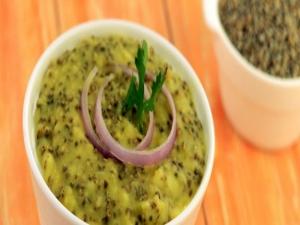 Bajra And Moong Dal Khichdi Pregnancy Iron Rich Recipe By Tarla Dalal