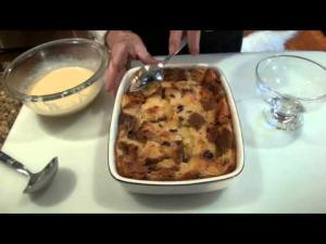 Panettone Bread Pudding 1015106 By Bettyskitchenfare