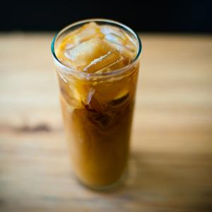 Iced Spiced Coffee