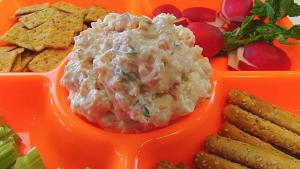 Bettys Deluxe Shrimp Dip