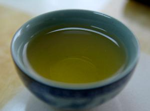 Spicy Green Tea