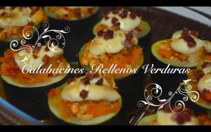 Calabacines Rellenos De Verduras Dieta Con Thermomix Recetas Thermomix Dieta Receta De Dieta 1019851 By Chefdemicasa