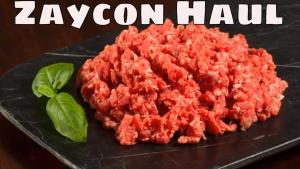 Zaycon Grass Fed Beef Haul 1019789 By Lindaspantry