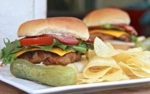 Easy Grilled Turkey Burgers 1017234 By Divascancook