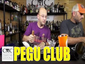 The Pegu Club Cocktail