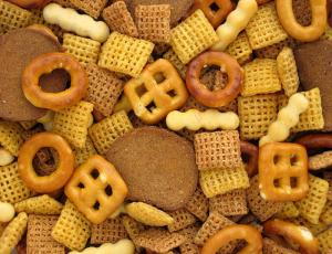 Barbecue Muncher Mix