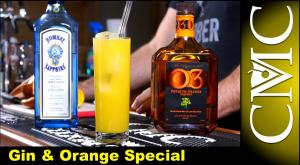 The Gin Orange Special