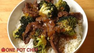 Slow Cooker Beef And Broccoli 1018795 By Onepotchefshow
