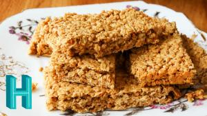 How To Make Chewy Granola Bars 1017521 By Hilahcooking