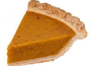 Microwaved 9 Inch Pumpkin Pie