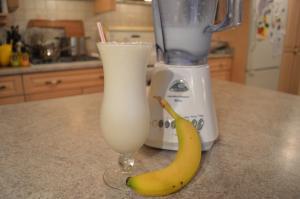 Banana Milkshakes
