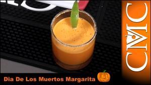 Dia De Los Muertos Margarita