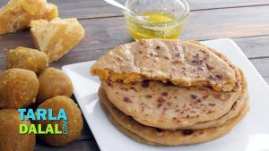 Puran Poli Recipe In Gujarati 1018307 By Tarladalal
