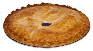 Cranberry And Raisin Mince Pie