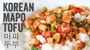Korean Mapo Tofu Recipe Season 4 Ep 13 1015920 By Chefjulieyoon