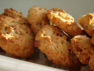 Recipes for coconut pecan cookies