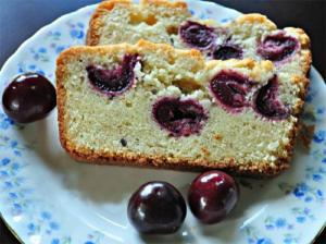 Pink Cherry Bread