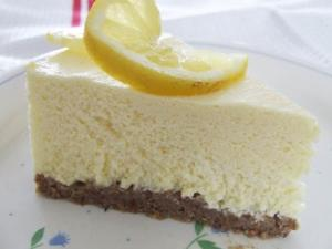 Lemon Cheesecake No Bake One Pot Chef