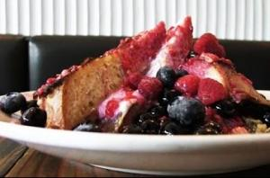 Ricotta Stuffed French Toast