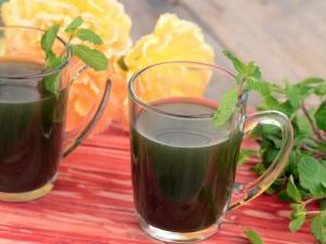 Fresh Herbal Cup By Tarla Dalal