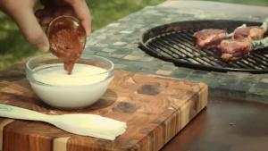 Easy Grilled Lamb Lollypops Recipe 1011138 By Fexymedia