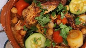 How To Make Chicken Coucous 1006421 By Videojug