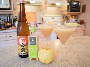 How To Make Napa Valley Asian Pear Cocktails