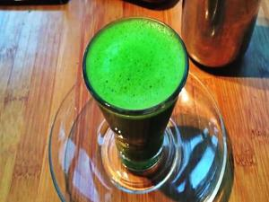 Spinach Chocolate Green Tea