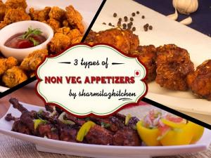Non Veg Party Appetizers