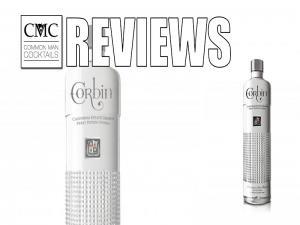 Corbin Vodka Review