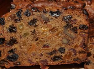 Brandy Fruit Cake