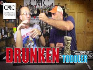 The Drunken Toddler Cocktail