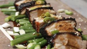 How To Make A Slow Roast Pork Belly 1006282 By Videojug