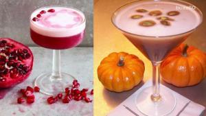 6 Festive Cocktails For Thanksgiving Dinner