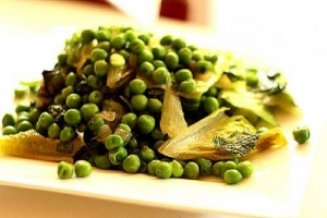 French Green Peas