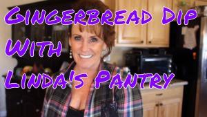 Gingerbread Dip 1019594 By Lindaspantry