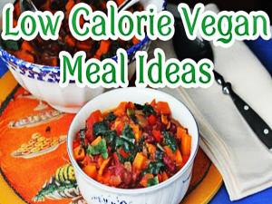 9 Cheap Low Calorie Vegan Meals