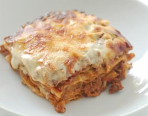 Traditional Baked Lasagna